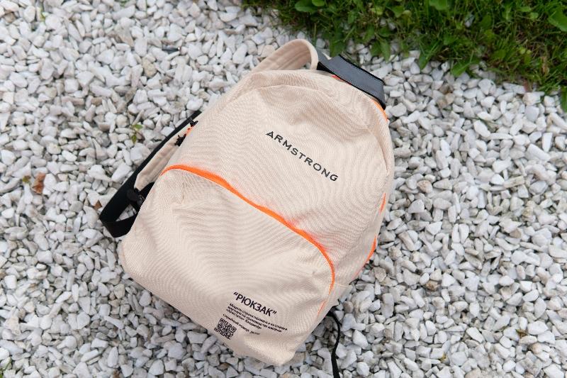 Лимитированный рюкзак
