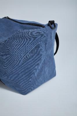 Цвет: Синяя ткань